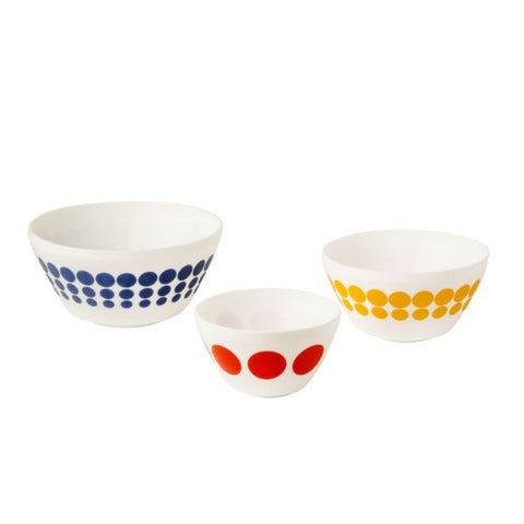 Pyrex Vintage Charm 3 Piece Mixing Bowl Set
