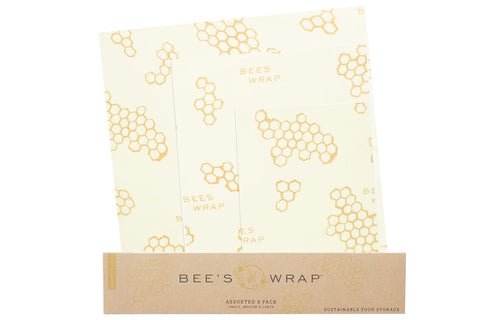 Bee's Wrap Reusable Sustainable Food Storage Wraps