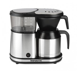 Bonavita 5 Cup Brewer with Stainless Steel Lined Thermal Carafe