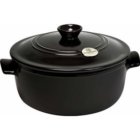 Emile Henry Flame Top 5.5 Quart Round Stewpot