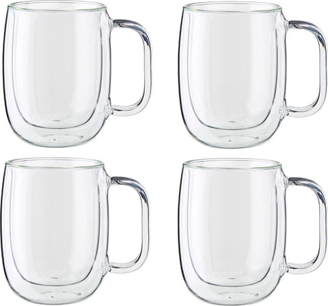 Sorrento Double Wall Mug Set