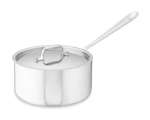 All-Clad Stainless 3 Qt. Saucepan