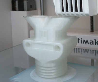 Facilan HT Filament 3D printed on the Ultimaker S5