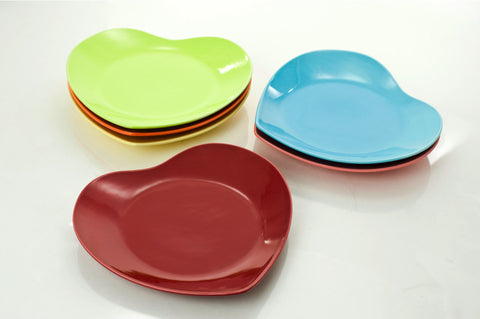 "DESSERT PLATE 7.5"" (Set of 6) (ALL GLAZE)"