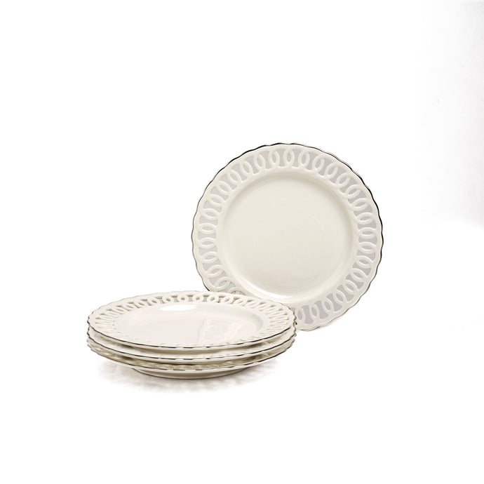 SIDE PLATE SET OF 4