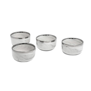 BOWL SET OF 4