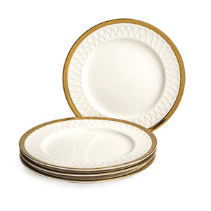 "10.5"" DINNER SET OF 4 from the Emma Collection"