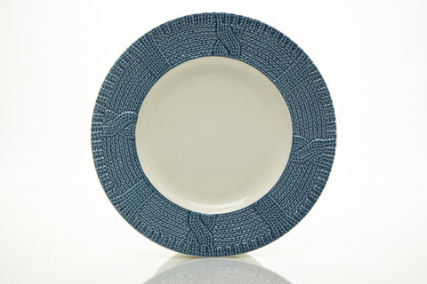 "Blue Plates 8.5"" (Set of 6)"