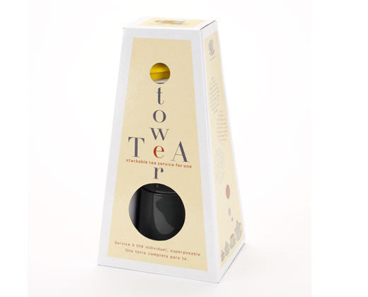 Siena Grey/Yellow Tea Tower