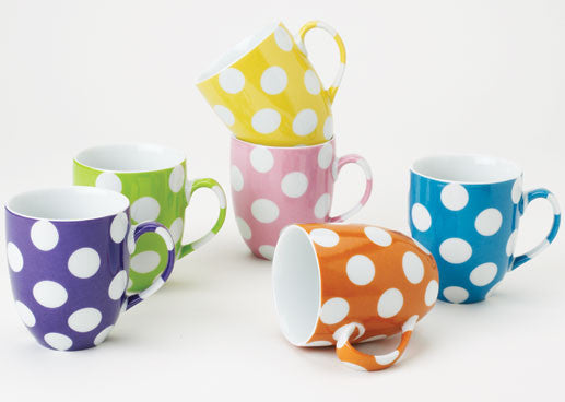 Mugs (set of 6)