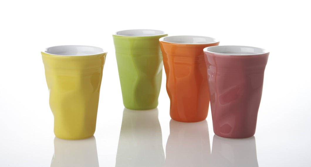 Crush Mugs 11.0 oz  (set of 4)