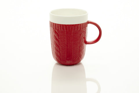 RED MUGS 10 OZ. (Set of 6)