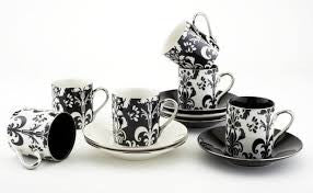 Espresso (Set of 6)