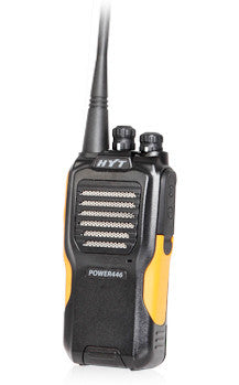 HYT POWER 446 LICENCE FREE ANALOGUE RADIO & CHARGER