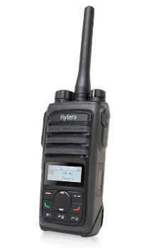 HYTERA PD565 ANALOGUE / DIGITAL RADIO & CHARGER