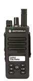 MOTOROLA  DP2600 ANALOGUE / DIGITAL RADIO & CHARGER