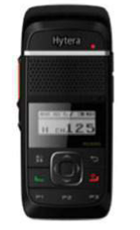 HYTERA PD355 UHF DIGITAL / ANALOGUE RADIO AND CHARGER