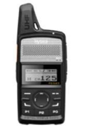 HYTERA PD365 UHF DIGITAL / ANALOGUE RADIO AND CHARGER