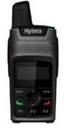 HYTERA PD375 UHF DIGITAL / ANALOGUE RADIO AND CHARGER