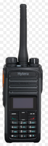 HYTERA PD485 ANALOGUE / DIGITAL RADIO & CHARGER