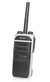 HYTERA PD605GPS ANALOGUE / DIGITAL RADIO & CHARGER