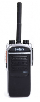 HYTERA PD605 ANALOGUE / DIGITAL RADIO & CHARGER