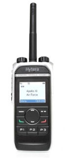 HYTERA PD665 ANALOGUE / DIGITAL RADIO & CHARGER