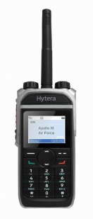 HYTERA PD685 ANALOGUE / DIGITAL RADIO & CHARGER