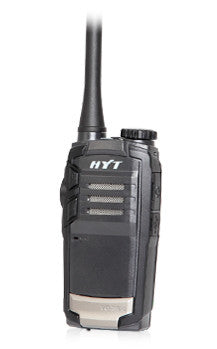 HYT TC320 LICENCE FREE ANALOGUE RADIO & CHARGER