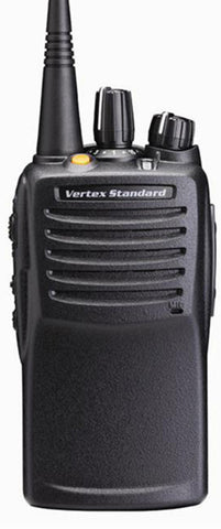 VERTEX VX-451 ANALOGUE RADIO & CHARGER