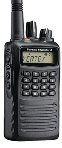 VERTEX VX-459 ANALOGUE RADIO & CHARGER