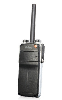 HYTERA X1E ANALOGUE / DIGITAL RADIO & CHARGER