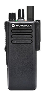 MOTOROLA DP4400 ANALOGUE / DIGITAL RADIO & CHARGER
