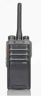 HYTERA PD405 ANALOGUE / DIGITAL RADIO & CHARGER