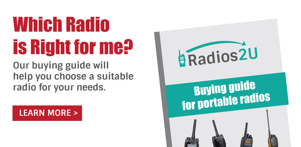 Two-way radio buyers guide