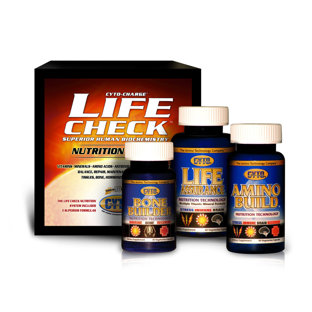 Life Check Nutrition System