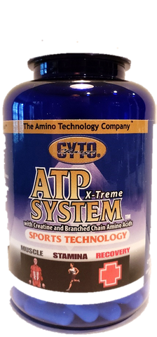 ATP System X-Treme™ with BCAA's