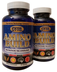 Amino Build (Twin Pack)
