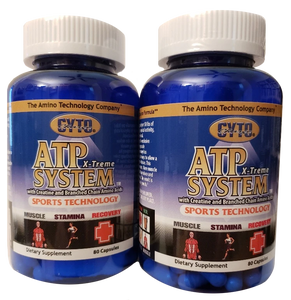 ATP System X-treme with Branched Chain Amino Acids   (Twin Pack)