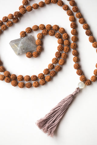Air Element Mala - Creative Intelligent Expression