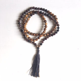 Earth Element Mala - Strong, Stable, Support