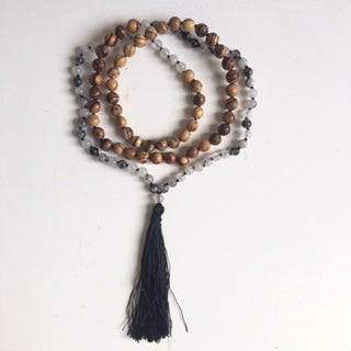Ether Element Mala - Spacious Potential Wonder