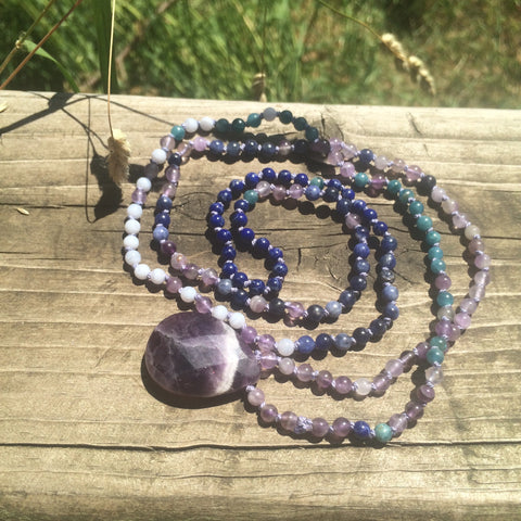 Custom 162 Mini Crystal Mala