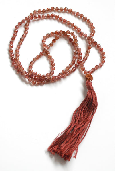 Crown Chakra Mala (Mini) - Spiritual Connection