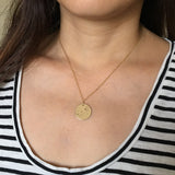 Constellation Necklace in Gold, Silver, or Rose Gold