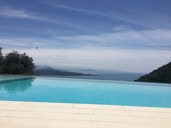 Biscuit Travels...a dreamy week in Corfu