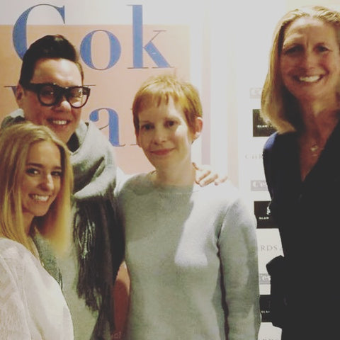 Team Biscuit with Gok Wan