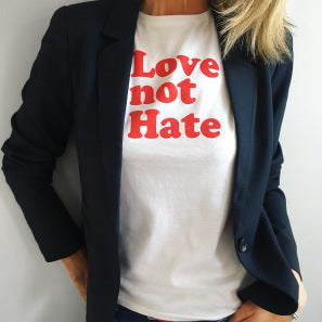 Love Not Hate Blazer