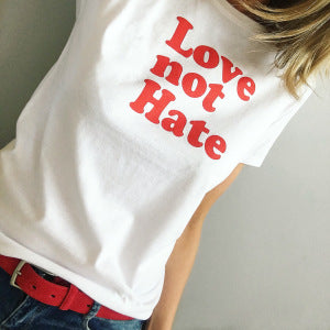 Love Not Hate Tee