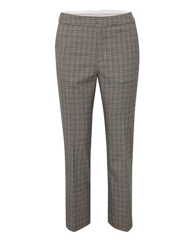 Part Two Misha Trousers grey check trousers
